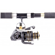 Sp3000 Spinning Reel with Pro Series 60-150g Rod