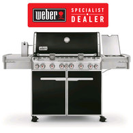Summit E670 NG (Natural Gas) Specialist BBQ 6 Burner XL Grill / Barbecue