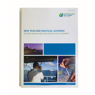 NZ204 New Zealand Nautical Almanac 2021-2022