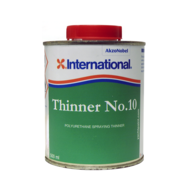 Poluryurethane Spraying Thinner #10 (for 2-pk)