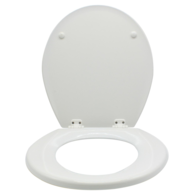 Toilet Part Seat Assembly Compact Bowl