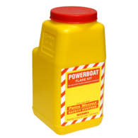 Yellow Flare Container - Standard Size (5ltr)