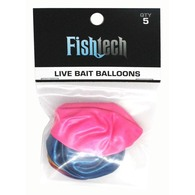 Live Bait Balloons 5 Pack