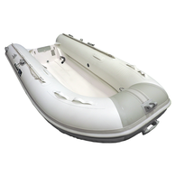 Inflatable 3.10m - Fibreglass Double Hull Rigid RIB