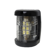 Mini LED Masthead Light Black - 12V