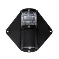 LED Nav Light Mast plus Deck Spreader-