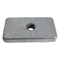 Anode Block Bolt On 150x70mm