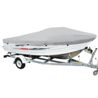 MA203-9 Trailerable Runabout Boat Cover 4.7-5mtr