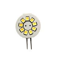 LED Replacement Side Pin Bulb - 8-30v, 1.2W Warm white