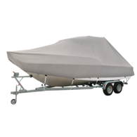 Jumbo Trailerable Hardtop Boat Cover 5.8-6.4mtr