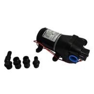 Premium 12.5 LPM/12v Automatic Marine/RV Fresh Water Pressure Pump - 35psi