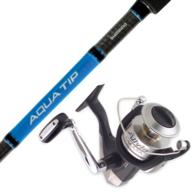 Alivio 10000 Spin Reel with Aquatip Kayak Spin 6-10kg 5'6'' Rod