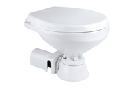 12v Electric Deluxe Marine Toilet Regular Bowl W/Soft Close Seat
