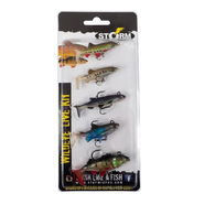 Wildeye Live Trout Lure Kit - 5 Pack