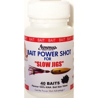 10mm bait power Shots for slow jigs