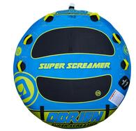 "Super Screamer Ski Biscuit Towable Watertoy - 70"""