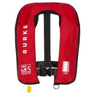 Inflatable Lifejacket Adult Automatic Red