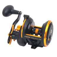 Squall II 25SD Narrow Overhead Reel