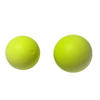 FLOAT BALL YELLOW 25MM - 4 PACK