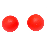 FLOAT BALL RED 25MM - 4 PACK