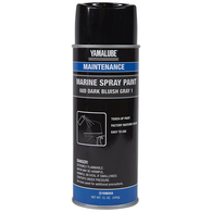 Outboard Spray Touch Up Paint Blue Grey - 340g