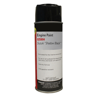Outboard Spray Touch Up Paint Shadow Black - 340g