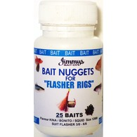 12mm Bait Nuggets for Flasher rigs