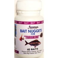 10mm Bait Nuggets for Tarakihi / Moki