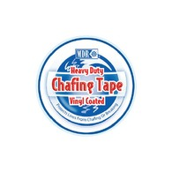 Anti Chafing Tape 25mm x 8m - White