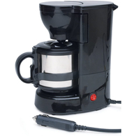 Road Pro 2-Cup Coffee Maker 12v
