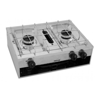 Spinflo SS 2 Burner Cooker Cooker w/Grill-Boat & RV