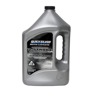 Premium Plus 2 Stroke Synthetic Blend Outboard Oil  -3.78L