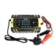 ZYX-J30 12/24v 8/4amp 3-Step Battery Charger