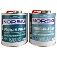 Polyurethane Pourable Buoyancy Foam- 4 Kg (total) Pack