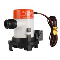600gph 12v Side Mt Bilge Pump- (19mm Hose Outlet)