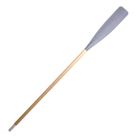 Oar Wooden w/Composite Performance Blade (each)