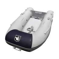 Premium Airdeck Inflatable 2.70m Navy/Grey (New)