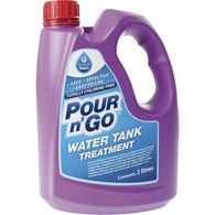Pour and Go Water Tank Treatment 2 Litre (Treats up to 20000 Litres)