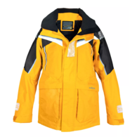 Stavenger Ocean/Offshore Class Sailing Jacket - XL - Gold/Carbon