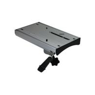 Universal H/Duty Alloy Seat Pedestal Swivel 73mm