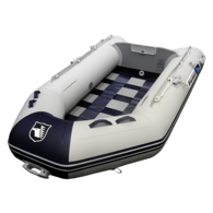 Inflatable 2.3m - Slatted Floor Roll Up  (Navy/Grey)
