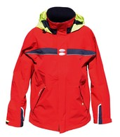 Sydney Coastal Class Sailing Jacket - Red
