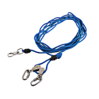 6mm Adjustable Running Anchor System for Kayaks 3.4m to 5m (5.25mL)