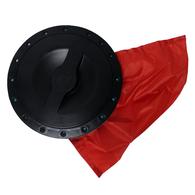 """Kayak Hatch & Bag Round - 9"""" (225mm)"""