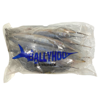 Ballyhoo (Giant Piper) 1kg Frozen Bait - Click & Collect / Buy Instore Only