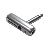 Small T bar Silver Handle Upgrade