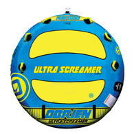 Ultra Screamer 3 Person Ski Biscuit Watertoy - 80""
