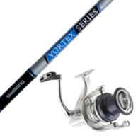 Aerlex 10000 / Vortex 13'6 - 8/15kg 3-pc Surf Reel / Rod Combo