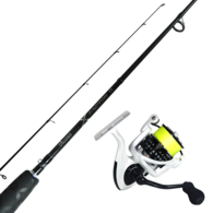 Ceymar 40/X Factor 7' Spin Combo 6-10kg 2 PCE (Braid Pre-Spooled)