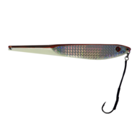 King 1 Speed Jig 600Gram Red/Chartreuse